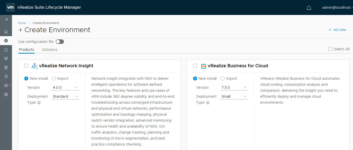 vRealize Lifecycle Manager – A Step by Step Guide – VMvTips